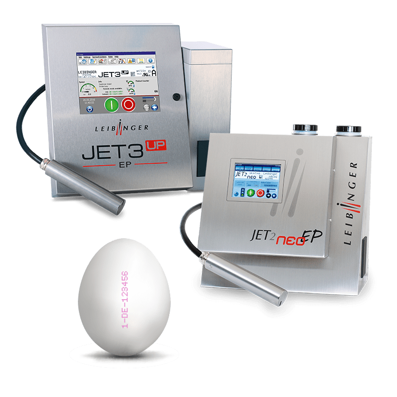 leibinger egg printer