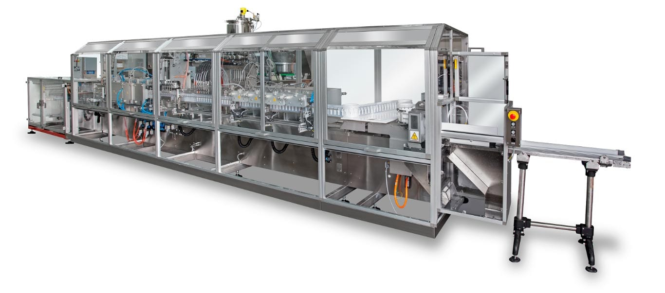maquina vertical termoformado sector alimentacion llenado sellado proinnova